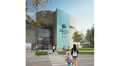 Nord Anglia International School Dublin will boast state of the art facilities in the heart of Leopardstown and only 6 miles from the City Photo: NordAnglia