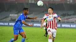 Robbie Keane playing in the emerging Indian Super League