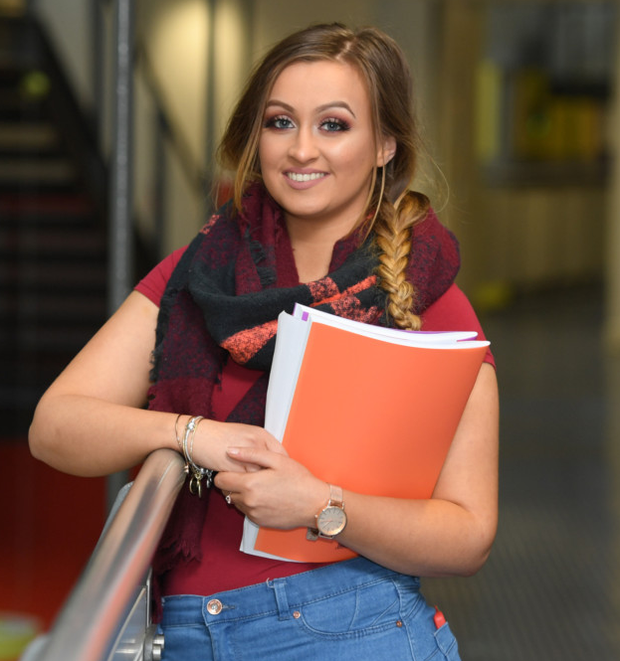 Shannon Fogarty pictured in the IT Tralee. Photo: Domnick Walsh