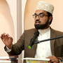 Shaykh Dr Muhammad Umar al-Qadri. Photo: Gerry Mooney