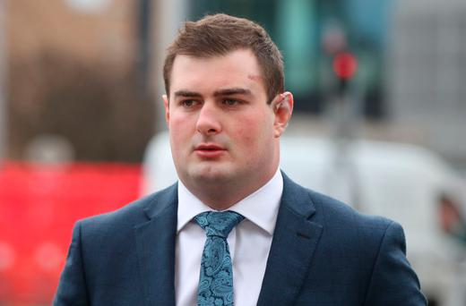 Ulster rugby players' messages shown in rape trial