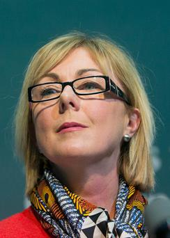 Balanced view: Regina Doherty. Picture: Collins