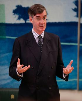'Act of aggression': British Brexiteer Jacob Rees-Mogg