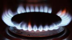 'In euro terms, Irish wholesale gas prices increased by 15pc on average this month when compared with January' Stock photo: PA Wire