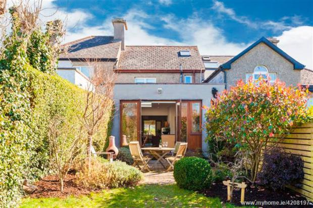 Dermot Bannon's home in Drumcondra, Dublin, which he has put up for sale