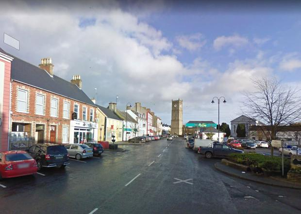 Raphoe, Co Donegal Photo: Google Maps