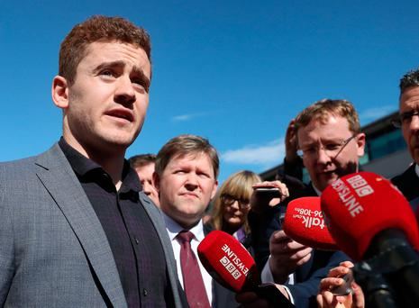 Paddy Jackson: not guilty