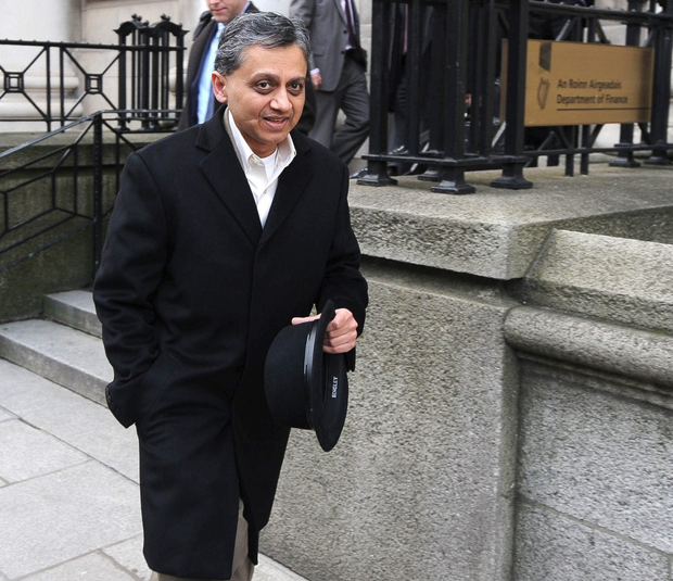 Former IMF chief in Ireland Ashoka Mody worked with the late finance minister Brian Lenihan as they dealt with the fallout from the financial crisis