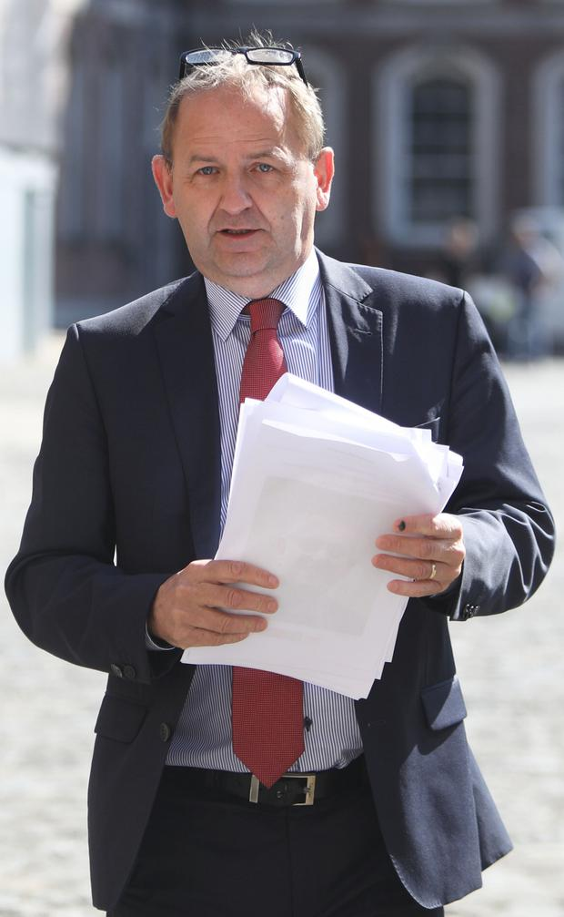 Sergeant Maurice McCabe. Picture: RollingNews.ie