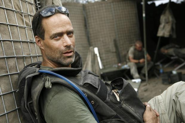 COMMUNITY CHAMPION: Sebastian Junger's talk to the festival will explore the human psyche.