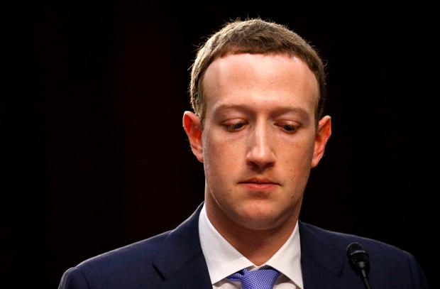 Facebook, founded by Mark Zuckerberg, has more than two billion users
