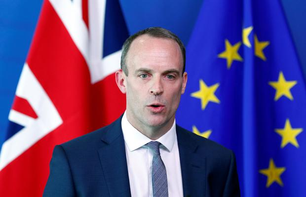 European Union will demand border checks if no deal, says top civil servant