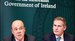 Minister for Communications, Climate Action and Environment Denis Naughten