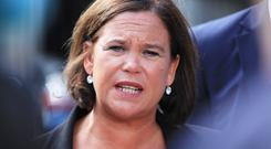 Mary Lou McDonald. Picture: Collins