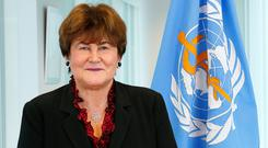 Health warning: Dr Zsuzsanna Jakab, leader of WHO in Europe