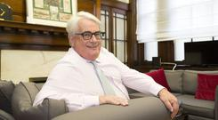 Legacy: Mr Justice Clarke is keen to leave his mark during his time in the job. Photo: Colin O'Riordan