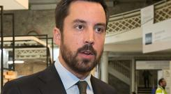 Eoghan Murphy. Picture: Collins