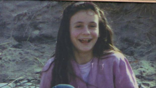 Leanne Murray was 13 when the bomb exploded Photo: Murray Family