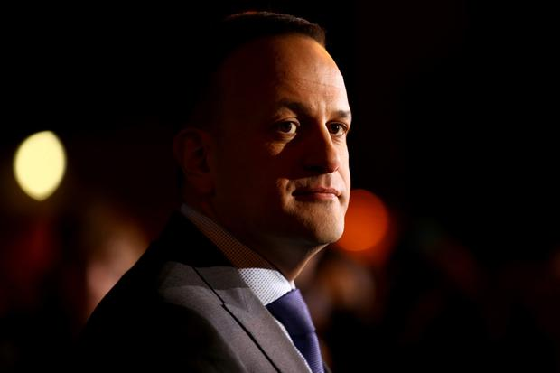 TRUE TODAY: But let's see what tomorrow brings for Varadkar. Photo: Gerry Mooney