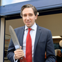 Hands full: Health Minister Simon Harris is preoccupied with the cervical cancer scandal and introducing an abortion regime