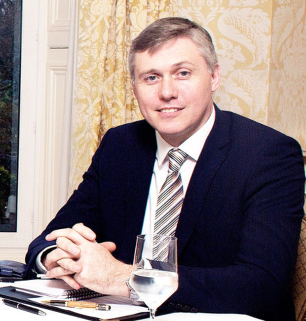 Targeted: Padraig Brennan, director of markets with Bord Bia