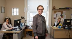 Warning: Rape Crisis Centre chief executive Noeline Blackwell