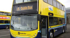 Among INIT's projects here was the delivery of an integrated ITS solution for Dublin Bus