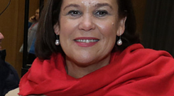 Mary Lou McDonald: 'Wants to revive power-sharing'