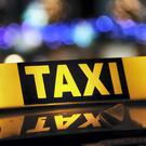 Probe: Gardaí are unsure if the car woman got into was a taxi