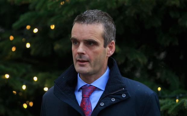 Joe Healy: President of the Irish Farmers Association. Picture: Collins