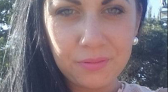 Tragic: Judith Coughlan, from Arklow, who died after a fall in a Spanish airport