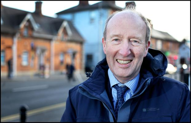 Shane Ross accused of being asleep at the wheel Photo: Steve Humphreys