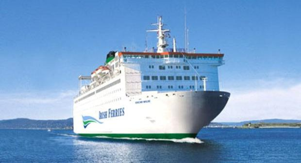 Probe: Irish Ferries was probed after 100 passengers complained