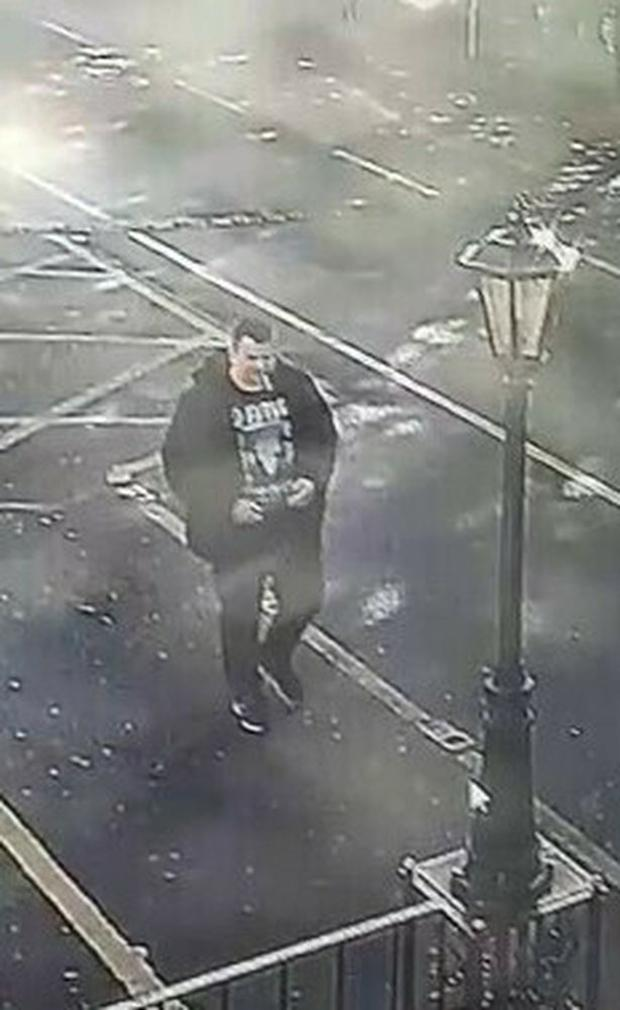 Gardai have released CCTV footage of Jon Jonsson