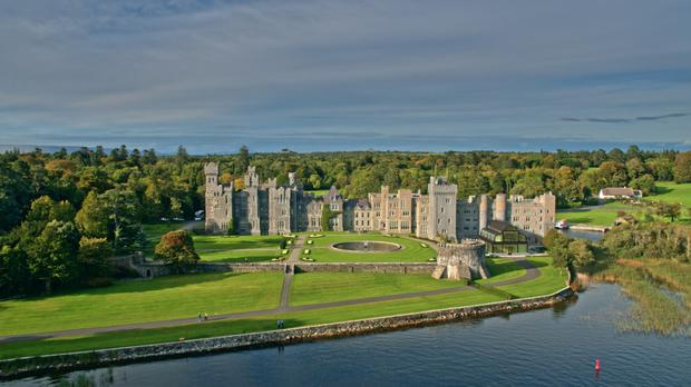 Ashford Castle. Picture: Tile Films