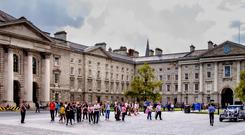 Claims of 'hazing' at Trinity College in Dublin