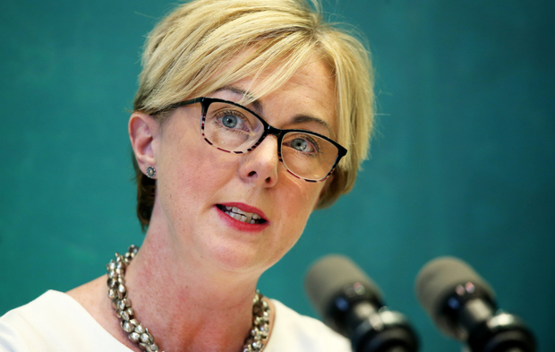 Social Protection Minister Regina Doherty wants to introduce a rate of payment that is explicitly associated to changes in consumer prices and average wages. Photo: Steve Humphreys