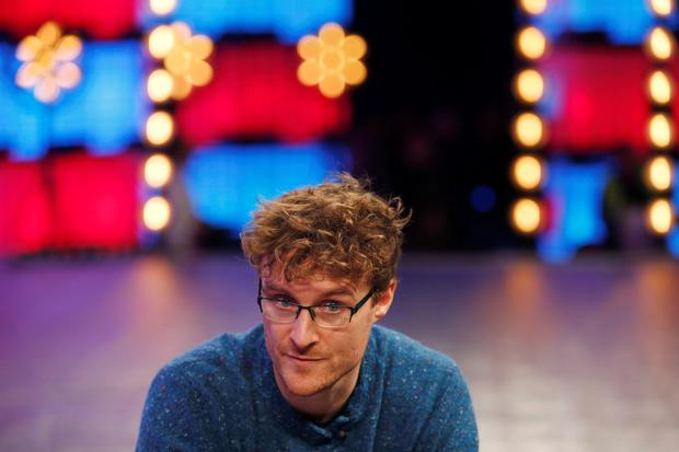'Game is up': Paddy Cosgrave is critical of the tax regime here. Picture: Reuters