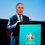 Absent: Former CEO John Delaney's departure has left a power vacuum at the FAI. Picture: Sportsfile
