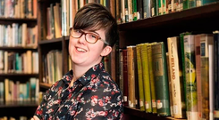 Lyra McKee: The young journalist was laid to rest on Wednesday. Picture: PA
