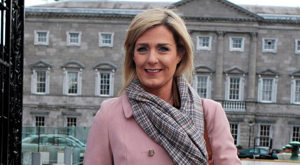 Fine Gael TD Maria Bailey. Picture: Damien Eagers