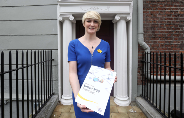 Support for measures: Irish Cancer Society CEO Averil Power. Photo: Leah Farrell/RollingNews.ie