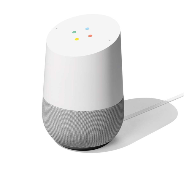 Listening: Google Home audio snippets have been recorded