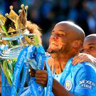 Man City won the Premier League last season
