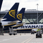 Ryanair says it has stopped using the image. Photo: Bloomberg