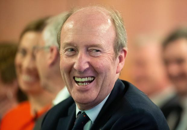 Shane Ross. Picture: INPHO