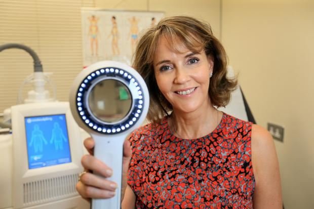 Need for change: Dr Rosemary Coleman at the Blackrock Clinic. Photo: Frank McGrath