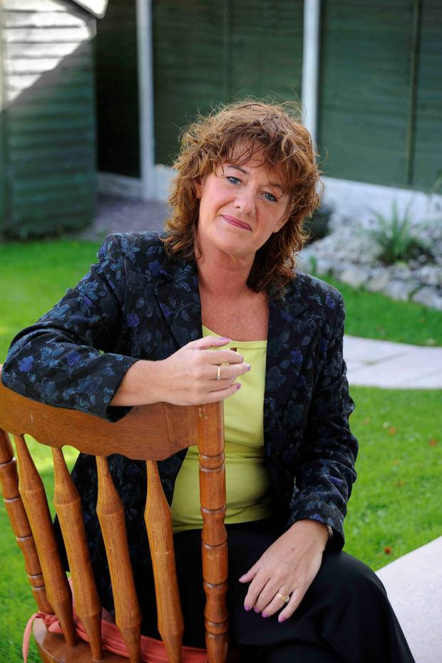 Admiration: Helen Browne, co-founder of support group NISIG