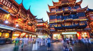 Yuyuan Gardens are a highlight of old Shanghai