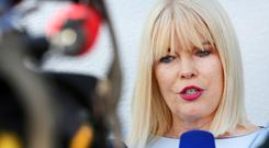 Under fire: Higher Education Minister Mary Mitchell O'Connor. Picture: Steve Humphreys